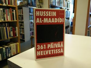 361 päivää helvetissä (Hussein Al-Maadidi)