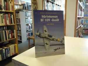 Itärintaman Bf 109 - ässät (Hävittäjä-ässät 3)