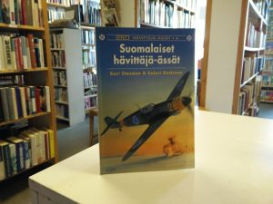Suomalaiset hävittäjä-ässät (Hävittäjä-ässät 4)