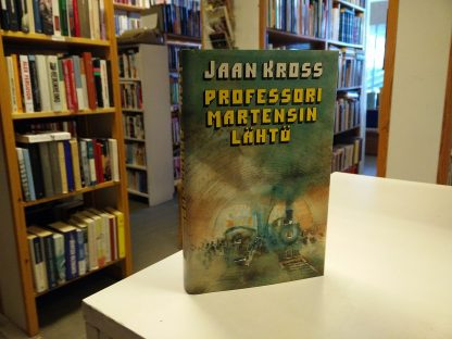 Jaan Kross - Professori Martensin lähtö