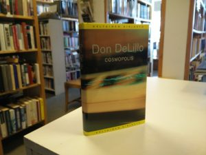 DeLillo, Don - Kosmopolis