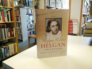 Helgan päiväkirja - Nuorena tyttönä keskitysleirillä (Helga Weiss)