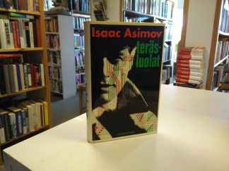 Isaac Asimov - Teräsluolat