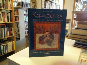 Kuvitettu Kamasutra, Ananga-ranga, Tuoksuva puutarha - Kolme itämaista lemmenklassikkoa