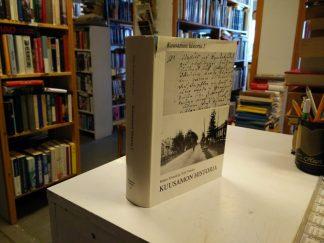 Kuusamon historia 1 (Seppo Ervasti, Yrjö Vasari)