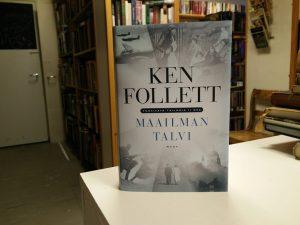 Follett, Ken - Maailman talvi, Vuosisata-trilogia II osa