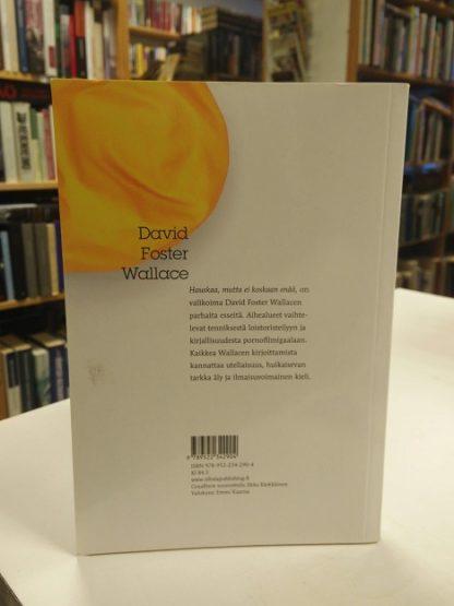 David Foster Wallace - Hauskaa, mutta ei koskaan enää