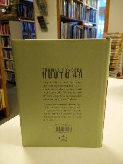 Thomas Pynchon - Huuto 49