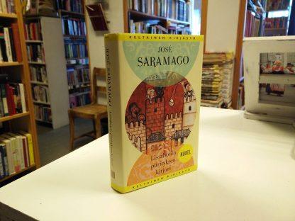 Jose Saramago - Lissabonin piirityksen kirjuri