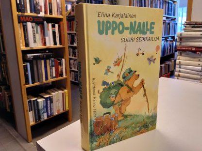 Uppo-Nalle, Suuri seikkailija (Elina Karjalainen)