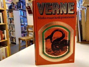 Verne, Jules - Matka maan keskipisteeseen
