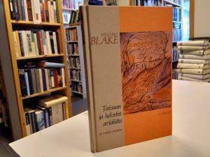 Blake, William - Taivaan ja helvetin avioliitto ja muuta proosaa