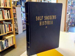 Solf Sockens Historia II (Gunnar Rosenholm)