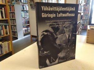 Yöhävittäjälentäjänä Göringin Luftwaffessa (Peter Spoden)