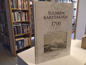 Suomen karttakirja 1799 - C.P. Hällströmin suomi-kartasto
