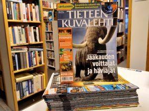 Tieteen kuvalehti vuosikerta 2012