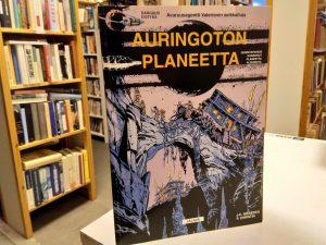 Avaruusagentti Valerianin seikkailuja - Auringoton planeetta (J-C. Mezieres , P. Christin)