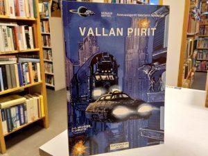Avaruusagentti Valerianin seikkailuja - Vallan piirit (J-C. Mezieres, P. Christin)