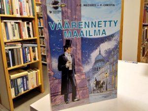 Avaruusagentti Valerianin seikkailuja - Väärennetty maailma (J-C. Mezieres, P. Christin)