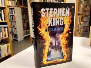 King, Stephen - Tuulen avain, Musta torni