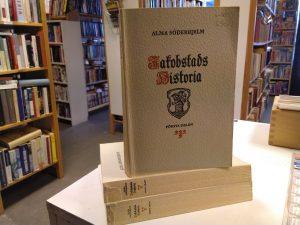 Jakobstads historia I-III (Alma Söderhjelm)