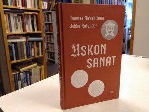 Uskon sanat (Tuomas Nevanlinna, Jukka Relander)