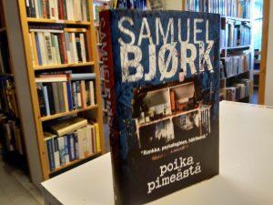 Bjørk, Samuel - Poika pimeästä