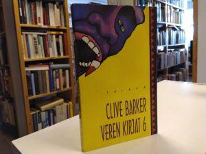 Barker, Clive - Veren kirjat 6