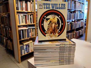 Tex Willer vuosikerta 2019 (1-16)