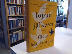 Mackintosh, Clare - lopun jälkeen
