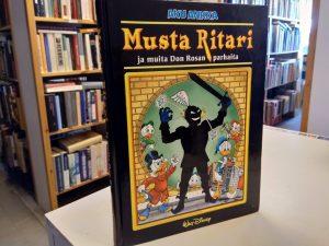 Musta Ritari ja muita Don Rosan parhaita