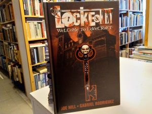 Locke & Key Vol 1 - Welcome to Lovecraft (Joe Hill, Gabriel Rodriguez)